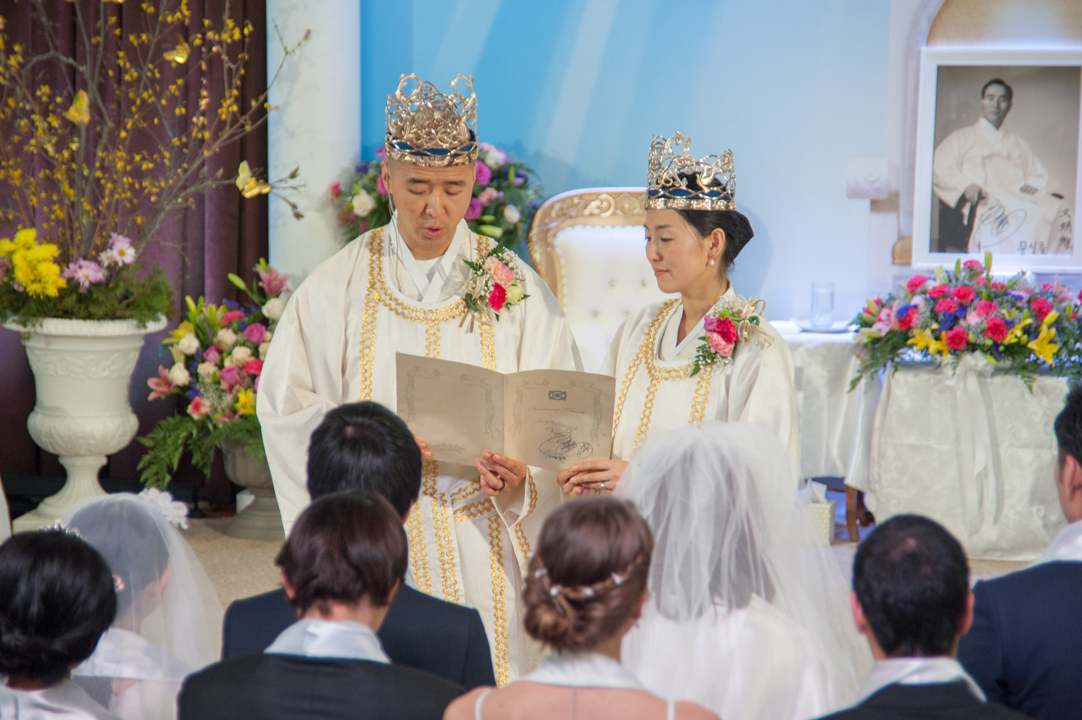 2016.02.13 - 2,100 Couples Blessing - Sanctuary Blessed Life - Blessing & Matching Directory